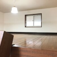 グリーンコーポ若葉1階【1K】ロフト 窓有り