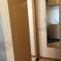 リバーサイド【2LDK】玄関姿見鏡