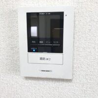 パークサイド【1DK】モニターホン