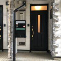 パークヒル【2LDK】戸建て感覚の独立した玄関