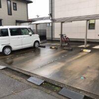 グランドヒルズB【1LDK】駐車場