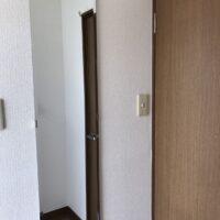 パークサイド【1DK】玄関姿見鏡
