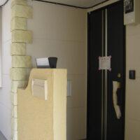 グランドヒルズA棟【2LDK】戸建て感覚の独立した玄関