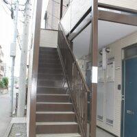 フレシール【1DK】共用階段