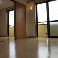 リバーサイド【2LDK】洋室 間接照明
