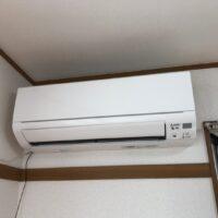パークサイド【1DK】エアコン