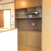 パークヒル【2LDK】カップボード(食器棚)