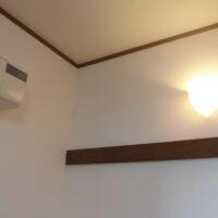 スカイヒルズ【2LDK】間接照明・換気システム