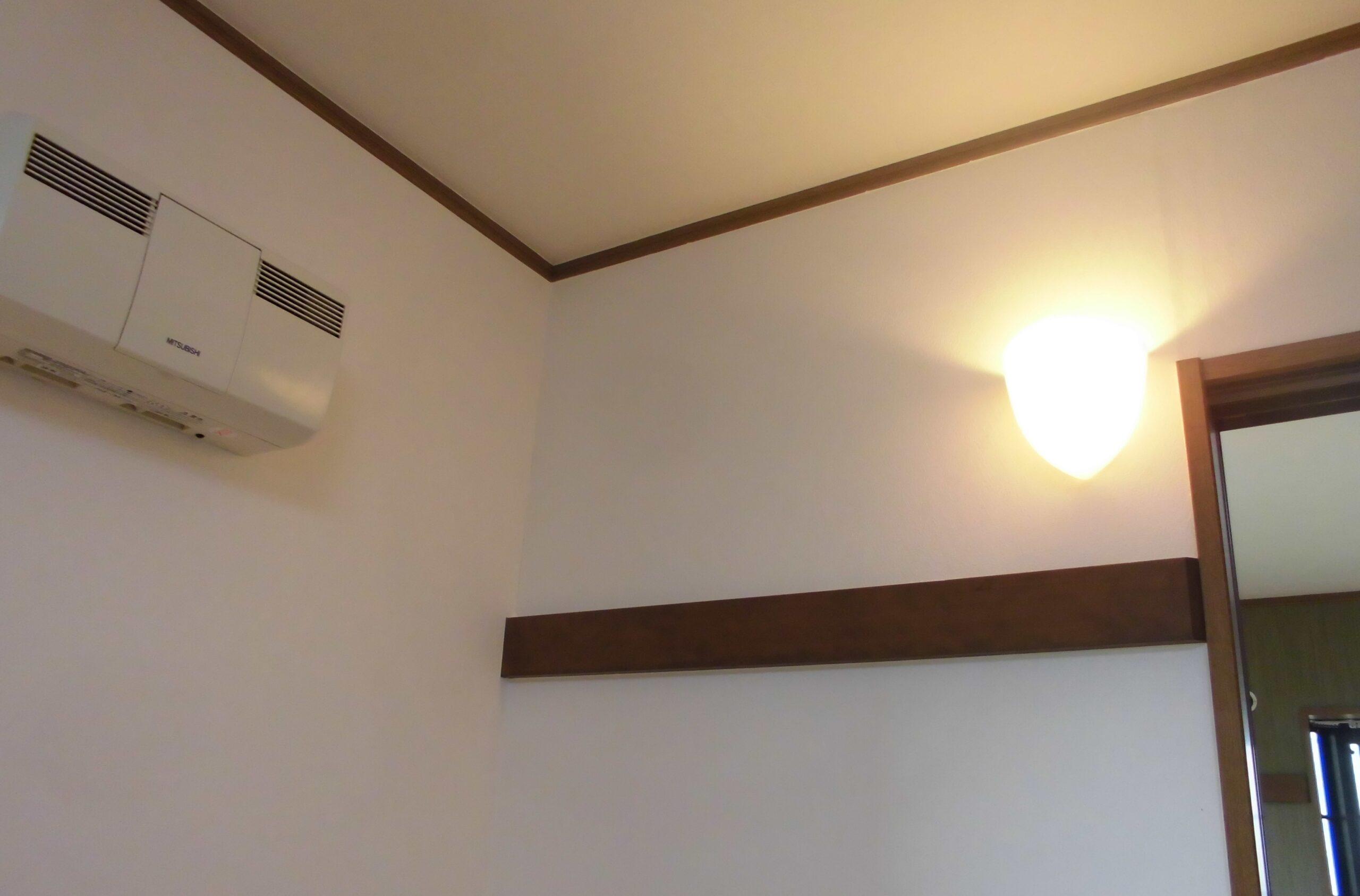 スカイヒルズ間接照明・換気システム