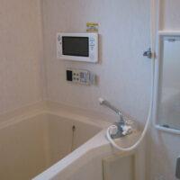 シルキーウインドA棟【3DK】浴室、給湯、シャワー