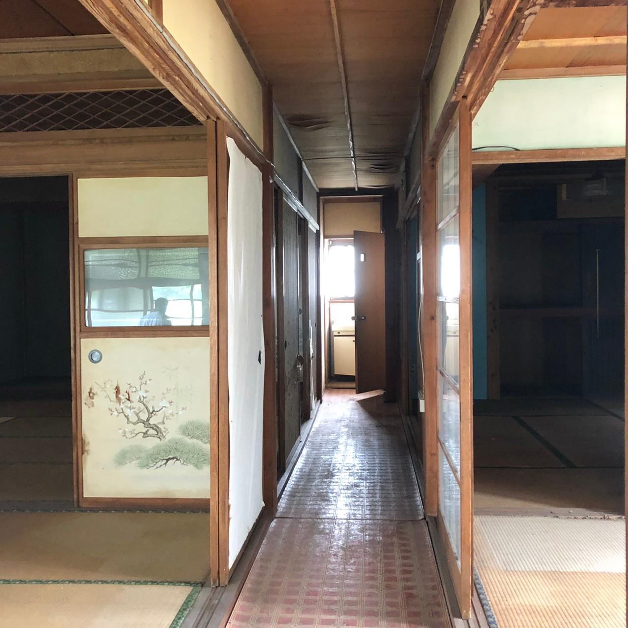 川島町角泉売地